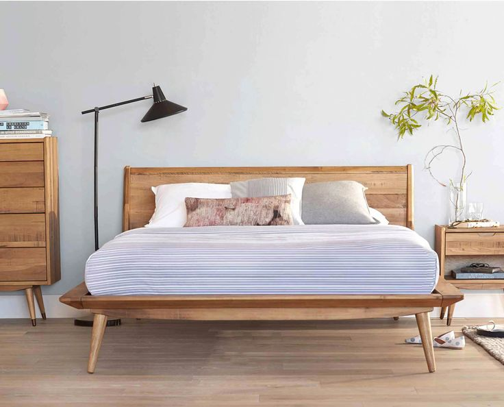 Bolig bed beds scandinavian designs bedroom pinterest bedrooms mid century modern bed - Bed design pics ...