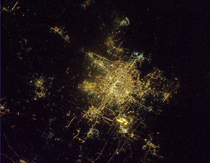 beijing - photographs of the earth from the esa archive