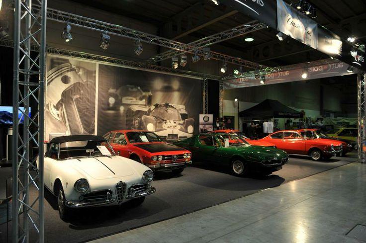 #AlfaRomeo Classic cars