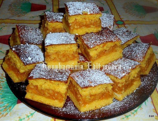 Pihe, puha almás pite, egyszerűen elkészíthető, de nagyon közkedvelt sütike!