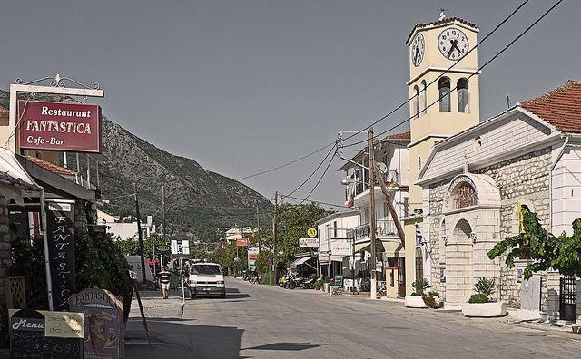 Greece, Lefkas, Nidri