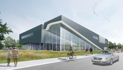 Construction is underway on the new Mill Woods Library, Seniors & Multicultural Centre, which will provide a library double the size of the current one, along with social and recreational space for seniors and multicultural community groups.