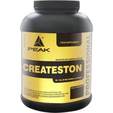Sportovní výživa - Createston Professional