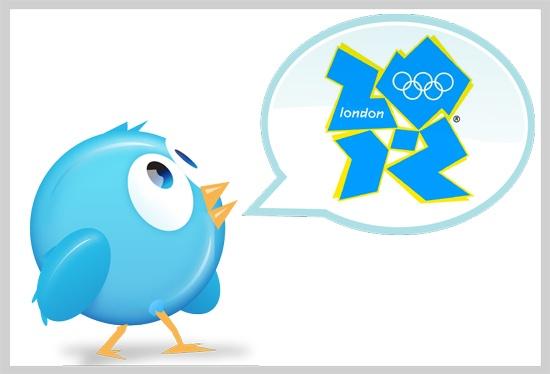 Tuiteando los Juegos Olímpicos. Unas horas antes de la ceremonia de apertura de los Juegos Olímpicos de Londres 2012, lanzaba una duda sobre Twitter...