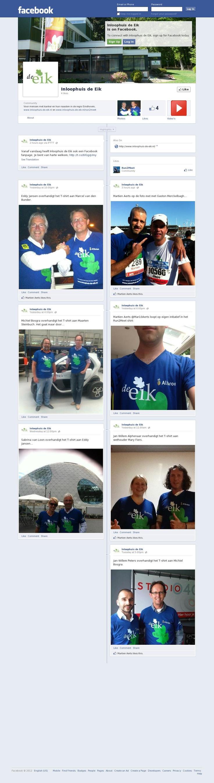 The website 'www.facebook.com/pages/Inloophuis-de-Eik/189676537744553' courtesy of Pinstamatic (http://pinstamatic.com)