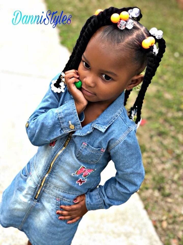 Pin By Danni Chelley On Dannistyles Black Kids Hairstyles Kids