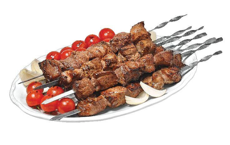 Pork Shish Kebab from #YummyMarket