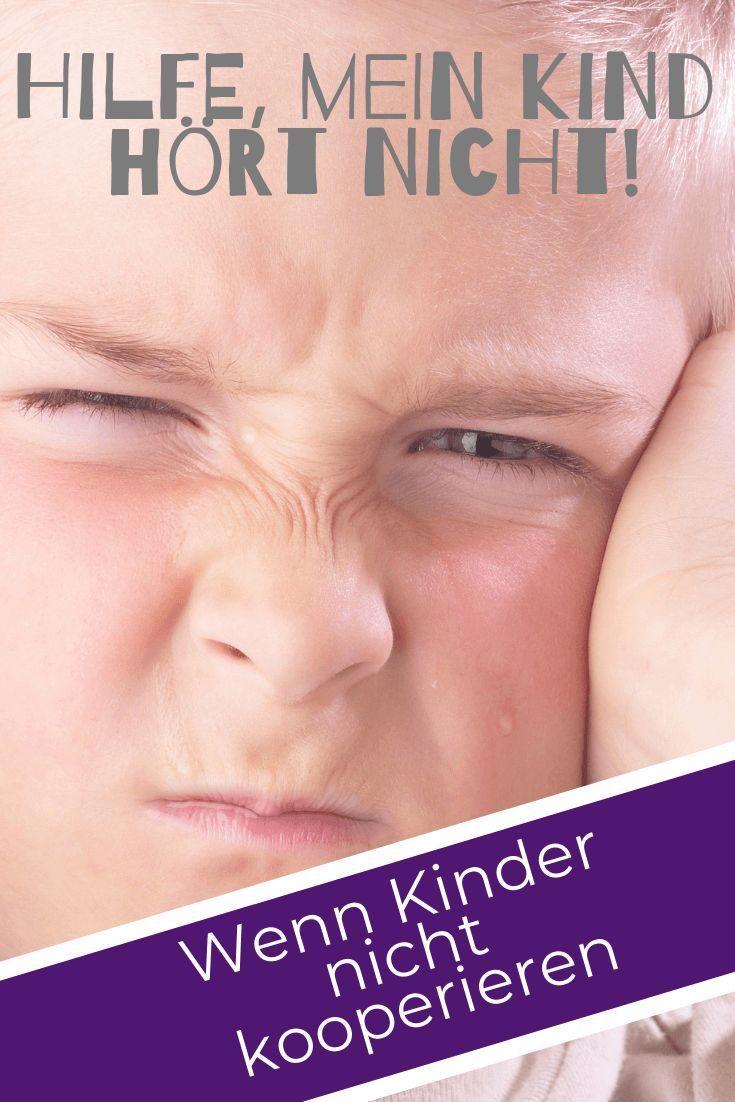 Was Tun Wenn Kind Nicht Hört