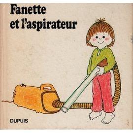 Fanette et l'aspirateur