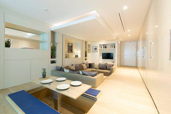 Is dit de oplossing voor meer ruimte in een kleine flat? - Gazet van Antwerpen: http://www.gva.be/cnt/dmf20150811_01813863/is-dit-de-oplossing-voor-meer-ruimte-in-een-kleine-flat