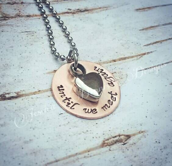 Hey, I found this really awesome Etsy listing at https://www.etsy.com/listing/245847378/cremation-necklace-copper-urn-necklace