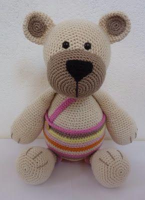 HAAKFEEST: Vriendinnetje voor beer Bram
