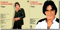 Vinil Campina: Carlos Alexandre - 1979 - Voltei