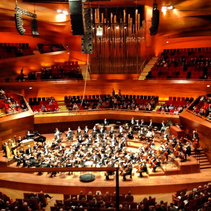 Danish symphony orchestra copenhagen concert house for Orchestral house music