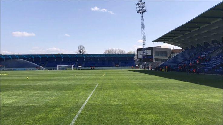 Stadium Guide: FK Poprad. 2017-05-01