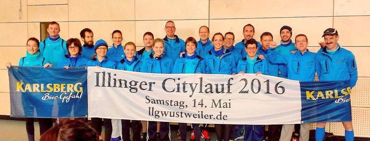 35. Deutsch-Französischer Straßenlauf in Saarbrücken 13.03.2016