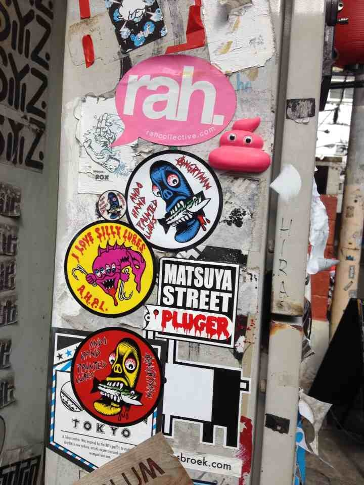 Print Stickers Tokyo
