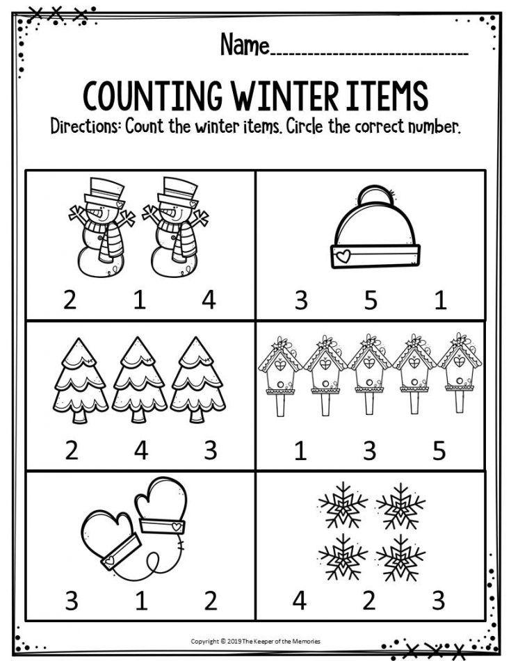 Preschool Worksheets   Printable preschool worksheets ...