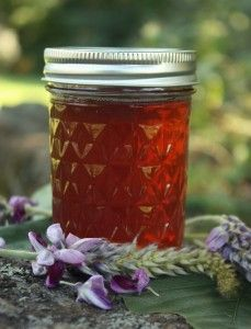 Kudzu Jelly - My very favorite but hard to find. It's from that green vine that covers everything in the south!