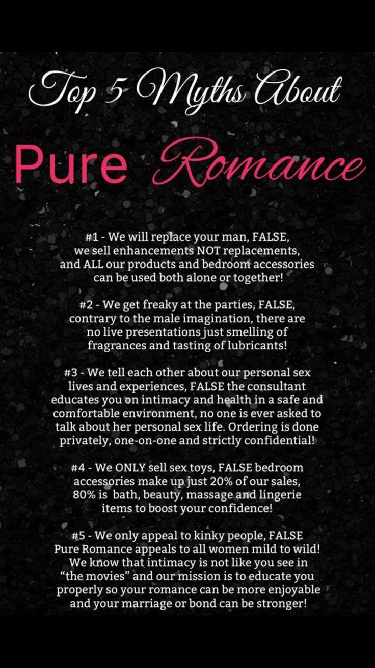 What is Pure Romance?  pureromance.com/LoriAndersen207281