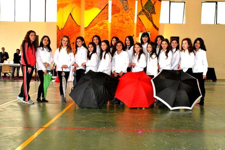 Taller de Baile del Colegio Valle del Aconcagua