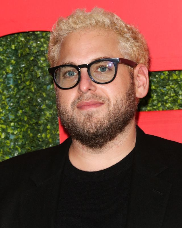 Chris Messina isn't the only famous guy to try platinum blond hair recently: Zac Efron, Charlie Puth and Ansel Elgort have all reached for the bleach. Samuel Jackson, Jonah Hill, What Is Trending Now, What's Trending, Martin Scorsese, Channing Tatum, Chris Messina, Hollywood Men, Platinum Blonde Hair