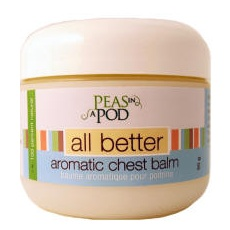 All Better Aromatic Chest Balm by All Things Jill from Baby Tote Naturals