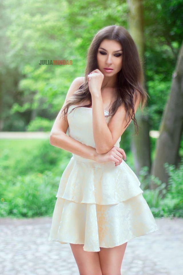 dress Gabriela Hezner  fot.Julia Mindar  modelka Karolina Motylewska