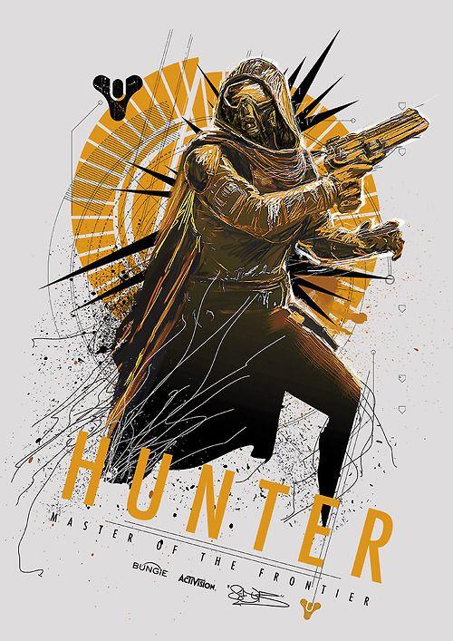 Destiny Hunter - Scott Woolston