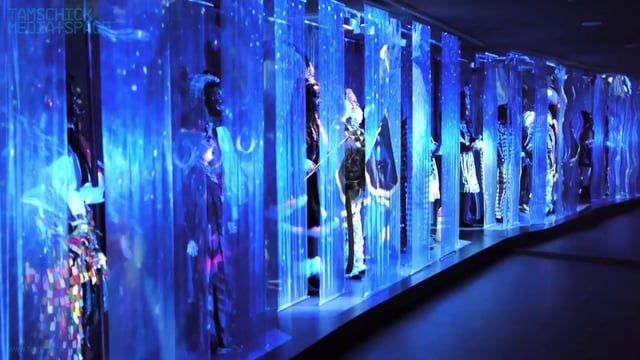 The newly re-opened Carnival Museum in Kitzingen enables the history of carnival and its diverse facets to be experienced by modern technology. TAMSCHICK MEDIA + SPACE designed and implemented the highlight of the museum: an audio-visual presentation of twelve historical carnival costumes, which are integrated into a narrative and emotional spatial experience and brought to life via projections. The performance of the different characters and their individual dialects is supported by a…