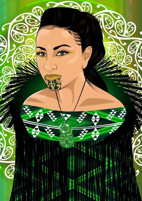 Matariki / Seven Sisters / Maori