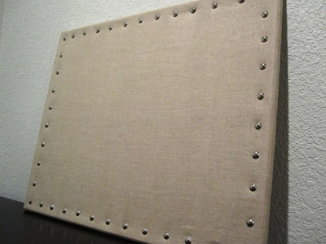 1000 ideas about fabric corkboard on pinterest for Linen cork board