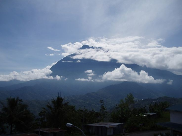 Mount Kinabalu, Malaysia/