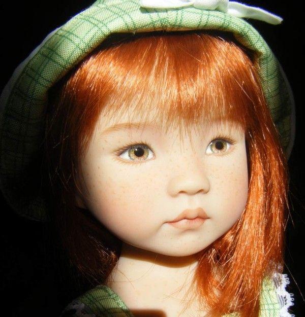 Poupée d'artiste-Little Darling | Les plus belles poupées ...