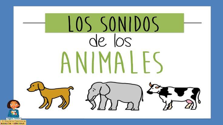 Los sonidos de los animales - Juego educativo para niños