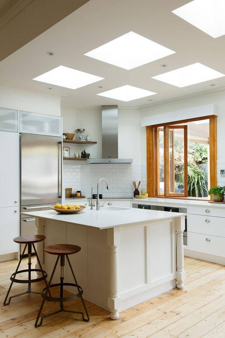 Caesarstone designer kitchens - Reno Rumble Grand Final Kitchens Carly Leighton Caesarstone Calacatta Nuvo Kitchen Ayden