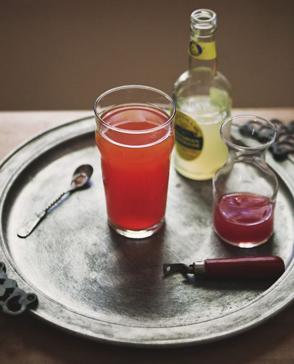 Summer Cocktails: Watermelon Shandy