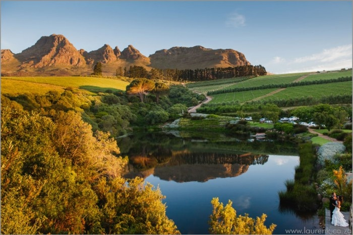 Hidden Valley in Stellenbosch. A stunning and unique setting. Paradise pure in the Cape Winelands, Cape Town