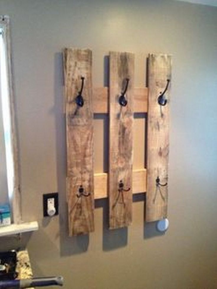 99 Easy DIY Pallet Projects Ideas For Your Home Interior Design (6)