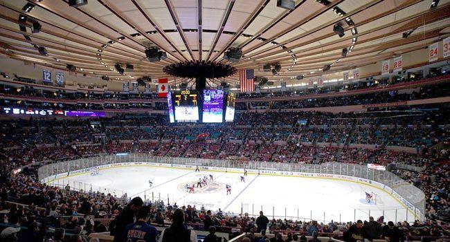 NHL hockey madison square garden barclays center superbillets New York…