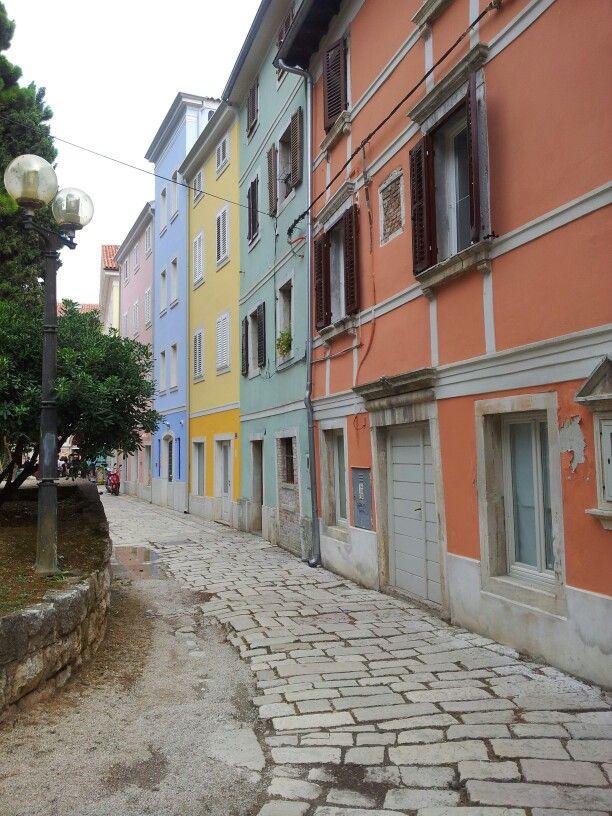 Porec, Kroatie