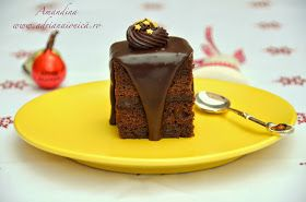 Naina's kitchen: Prajitura Amandina