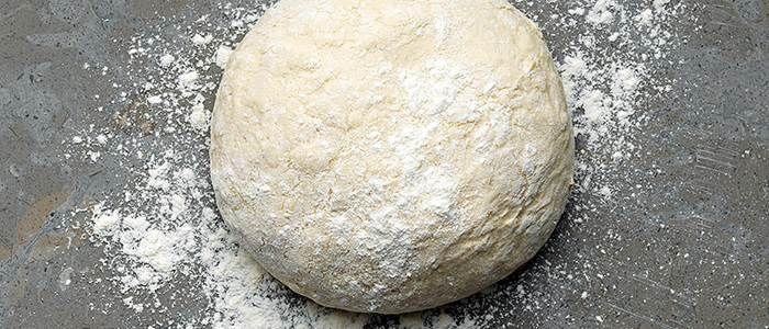 Pizzadeg - fullkorn  - recept från Lantmännen