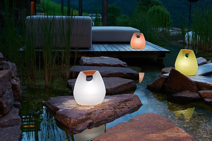 Borsalina - Indoor and outdoor Lamp for Modoluce By Francesca Smiraglia