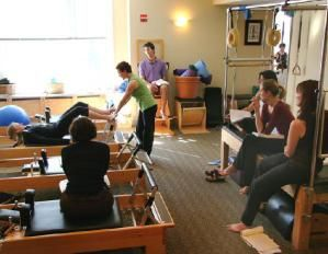 Pilates Certification Class - (c) The Movement Center of Boston