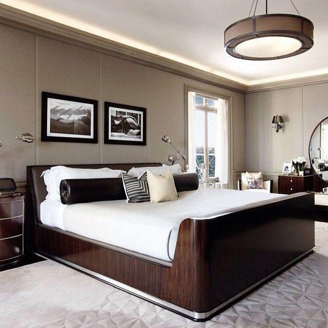Oltre 25 fantastiche idee su camera da letto boiserie su for Piani casa in stile artigiano 2 camere da letto