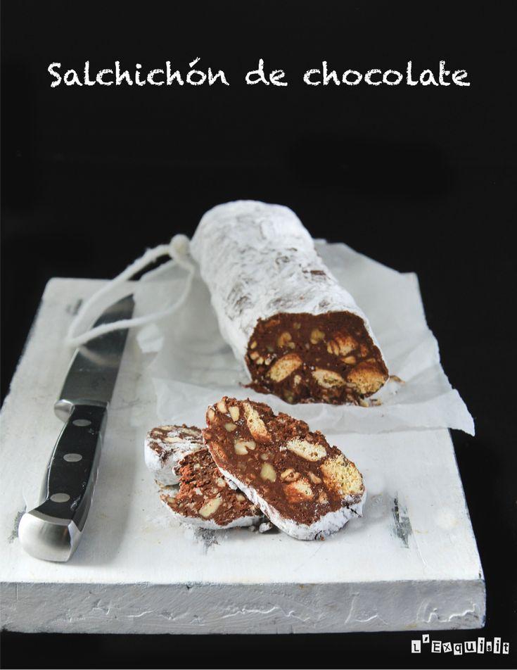Recetas para preparar este falso salamio salchichón de chocolate hay un montón por internet, pero de todas la que he probado, ésta sin duda es la mejor. A veces, sólo hace falta encontrar el equilibrio de los ingredientes para que … Sigue leyendo →