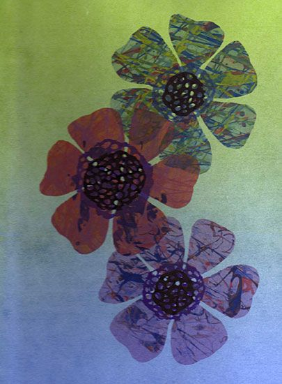 Untitled work by Clare Burchell