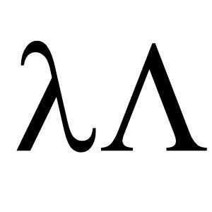 Python Greek Letter