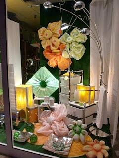 Aparador amb unes flors precioses